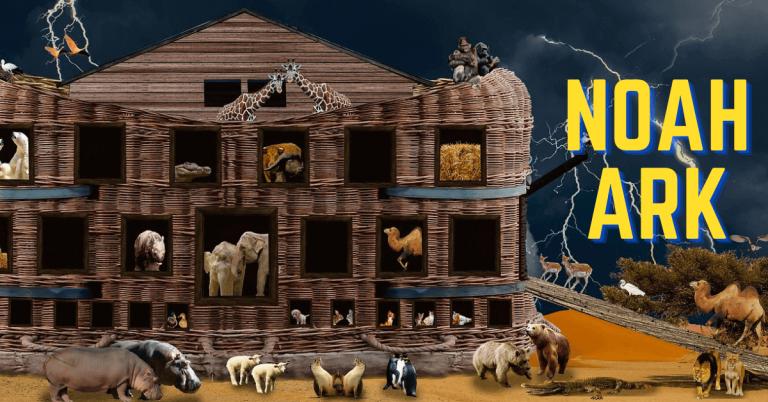 Noah Story in Hindi - नूह की कहानी 